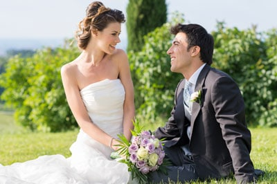 summer outdoor wedding benefits
